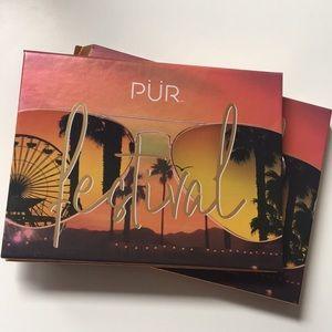 Pur Festival eyeshadow palette